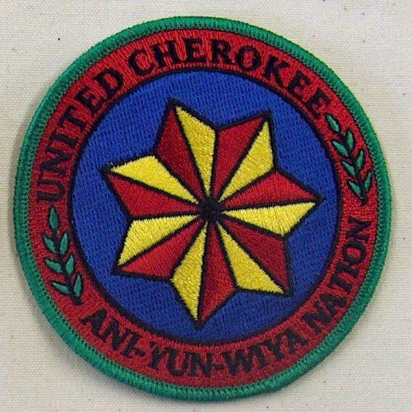 Patch001 United Cherokee Ani-Yun-Wiya Nation Patch