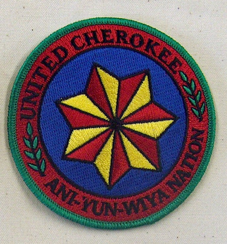Patch001 United Cherokee Ani-Yun-Wiya Nation Patch